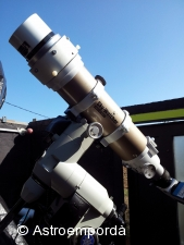 Sky watcher 80ED