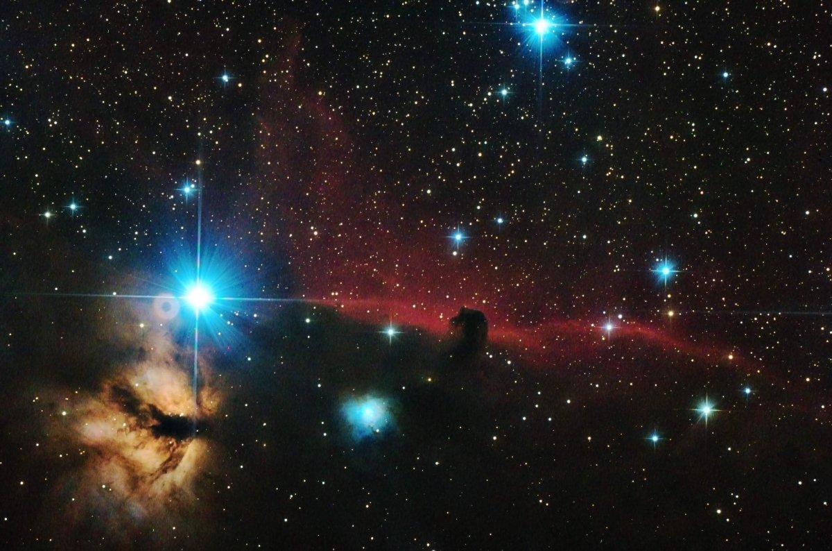 Nebulosa del cap de cavall B 33/IC 434