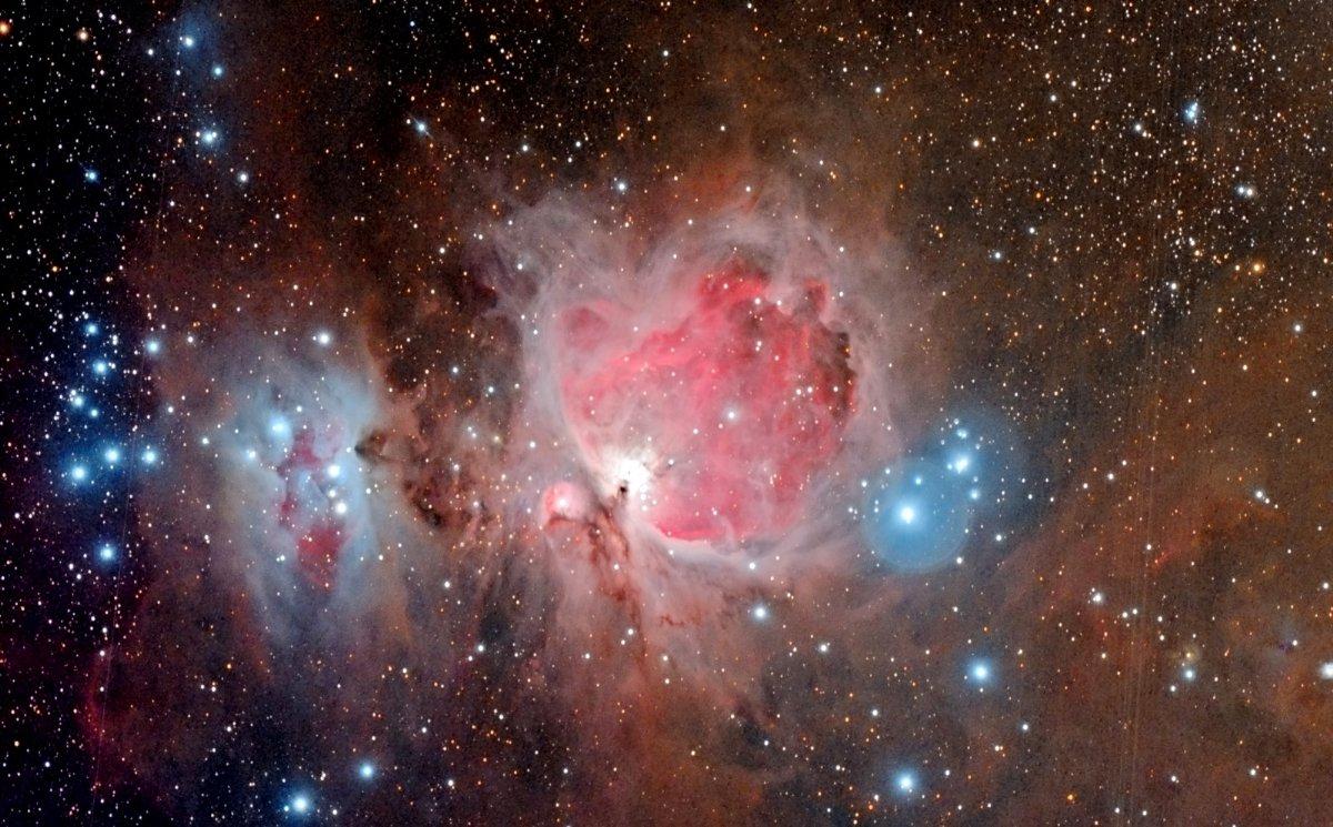 Nebulosa d'Orió M42 - M43