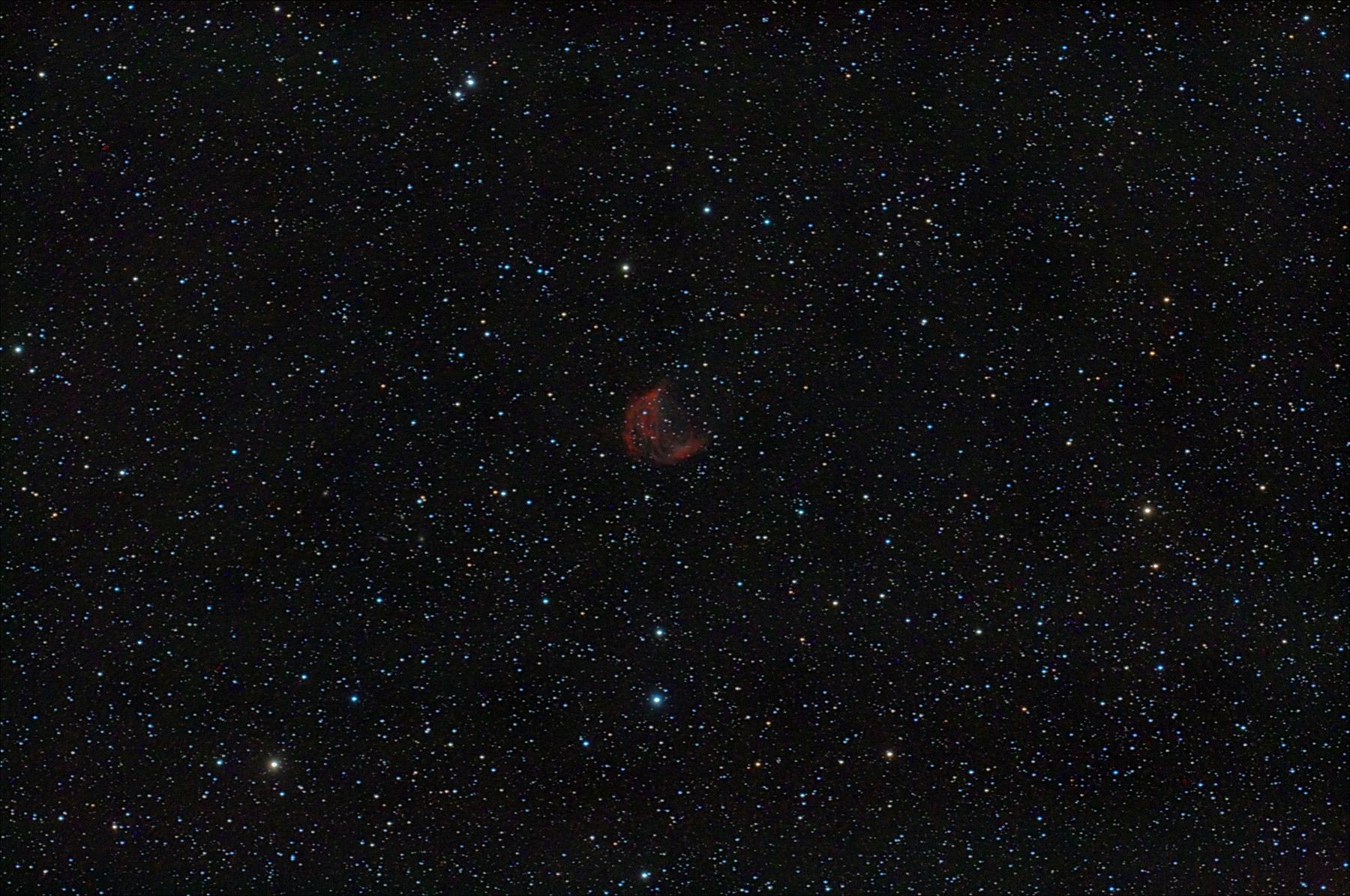 Nebulosa de la medusa Abell 21 / Sharpless 274