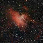 M 16 - Nebulosa de l'àguila