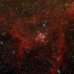 IC 1805 - La nebulosa del cor