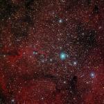 Nebulosa de la trompa de l'elefant IC 1396