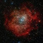 Nebulosa Roseta NGC 2237 - 2244