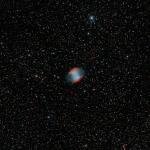 M 27 Dumbbell nebula