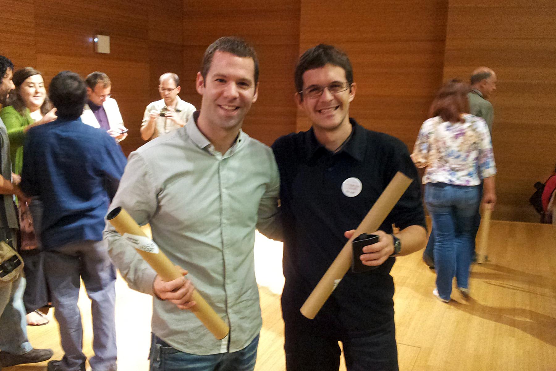 Premis Bloc de Catalunya 2012