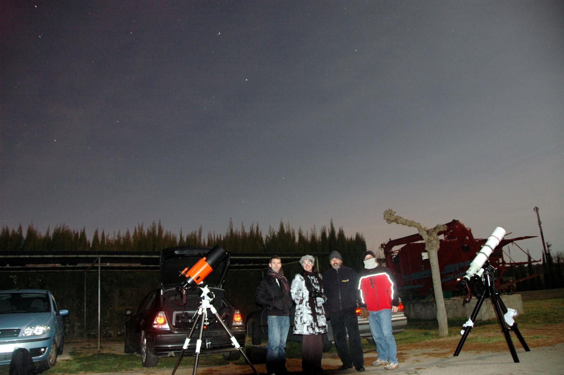 A punt pel trànsit de la ISS per la lluna