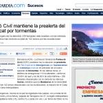 Llamps a La Vanguardia digital