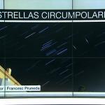 Traços d'estrelles i satèl·lits a La Sexta Meteo
