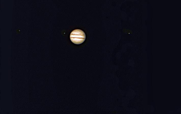 Júpiter amb llunes