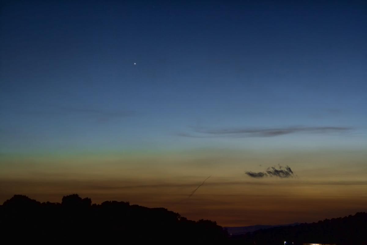 Venus al capvespre