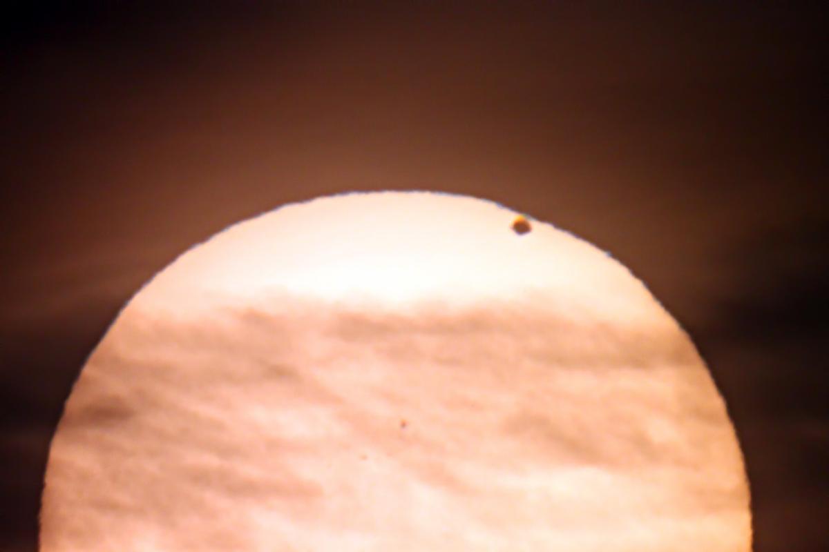 Trànsit de Venus 6
