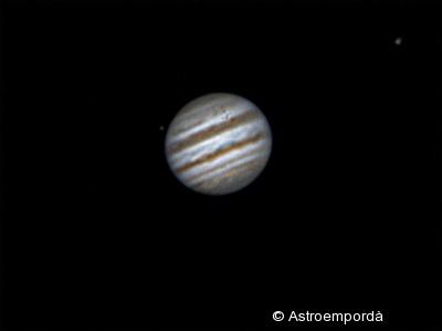 Júpiter en oposició